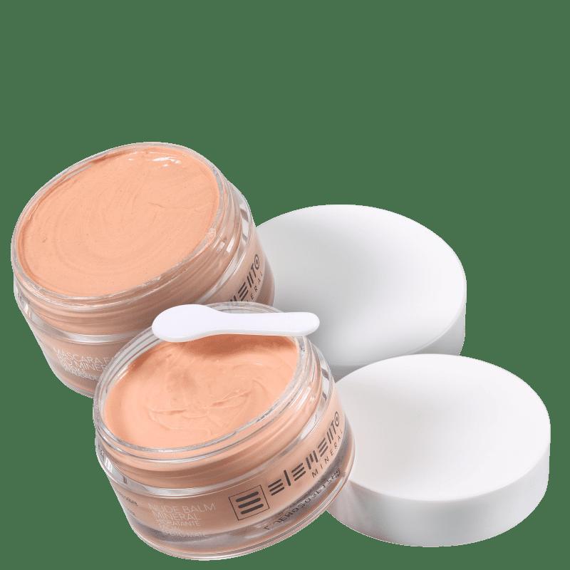 Kit Elemento Mineral Bio Nude (2 Produtos)