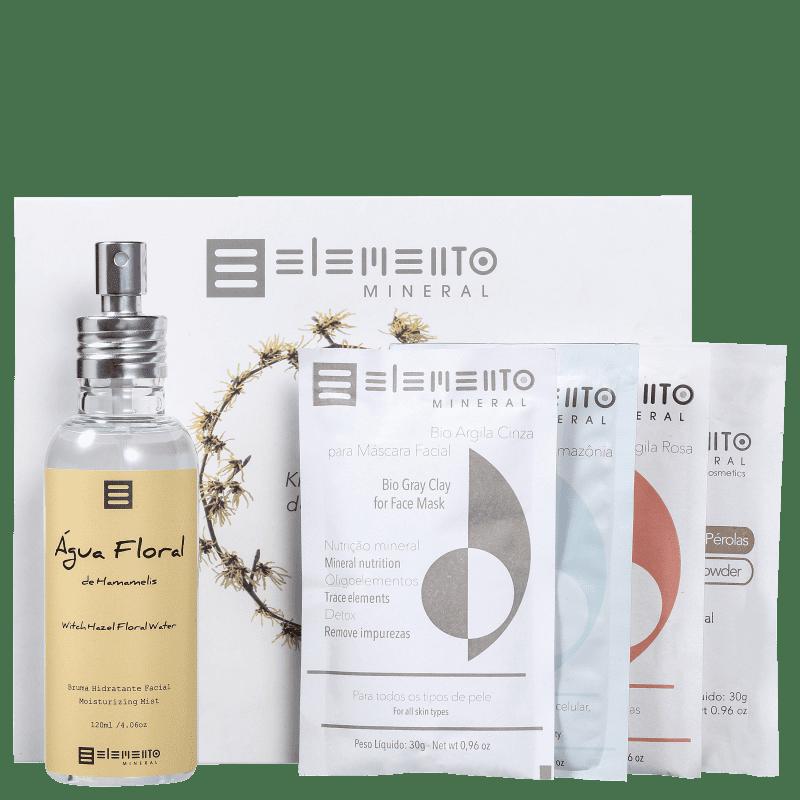 Kit Elemento Mineral Hamamelis (5 Produtos)
