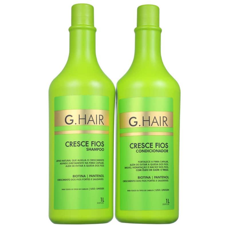 Kit G.Hair Cresce Fios Salon Duo (2 Produtos)