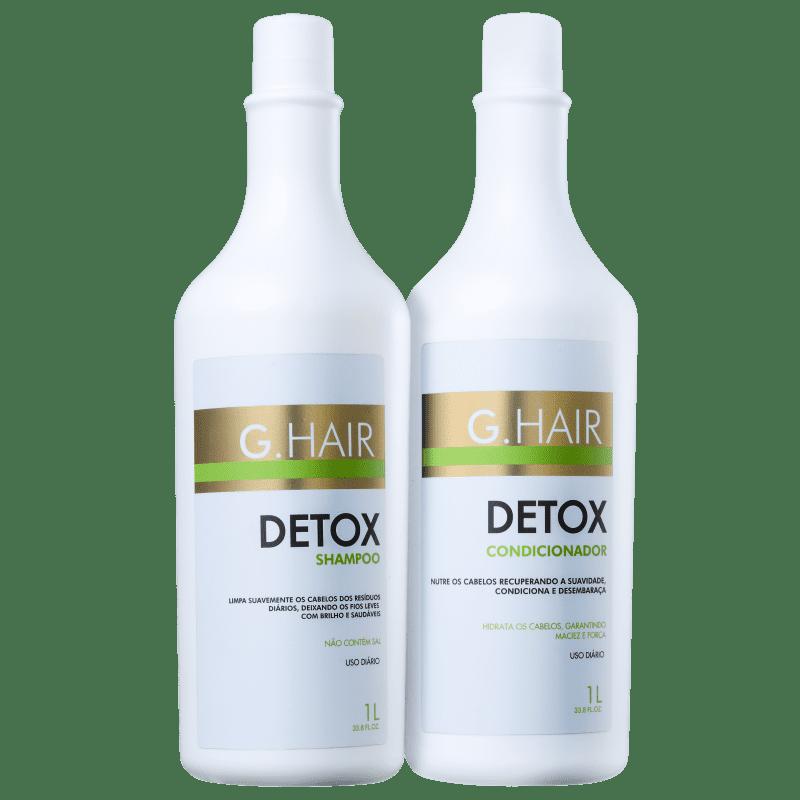 Kit G.Hair Detox Duo Profissional (2 produtos)