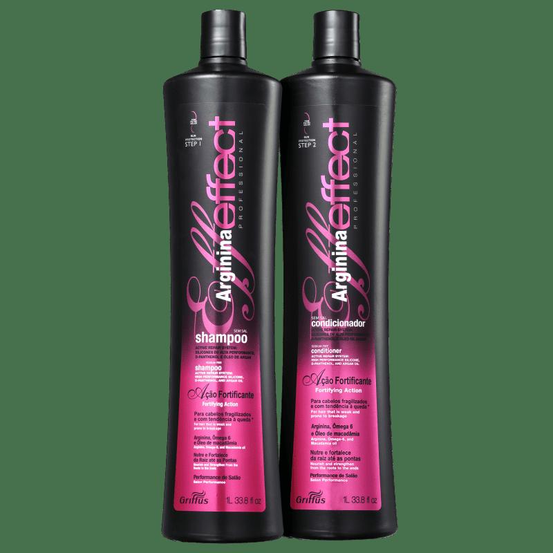 Kit Griffus Arginina Effect Duo (2 Produtos)