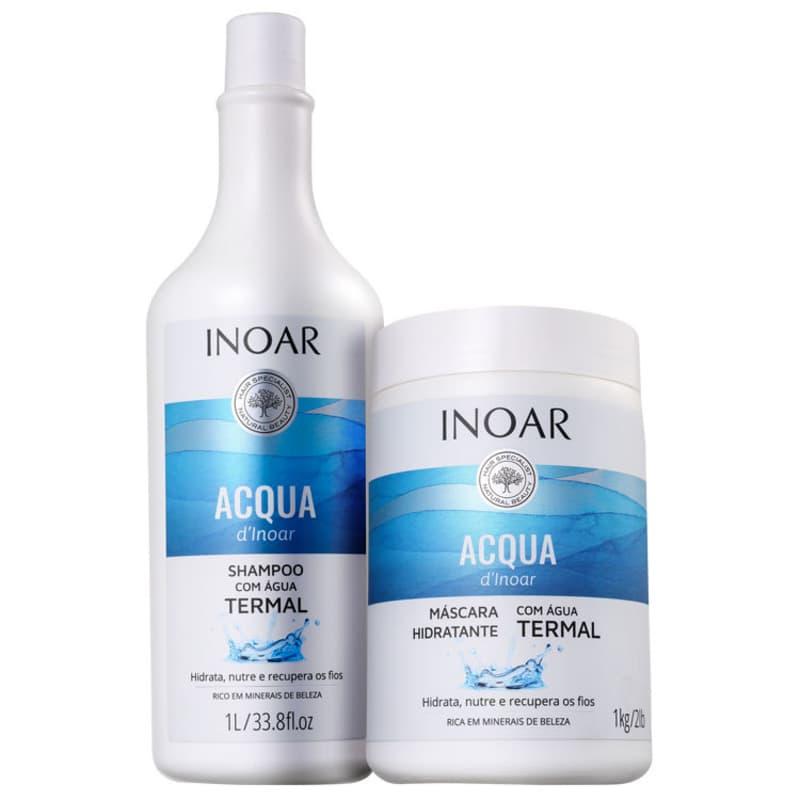 Kit Acqua d'Inoar Termal Duo (2 Produtos)