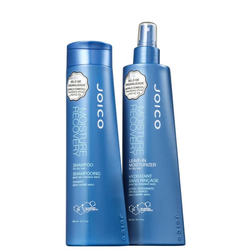 Kit Joico Moisture Recovery Super Fine Hair (2 Produtos)