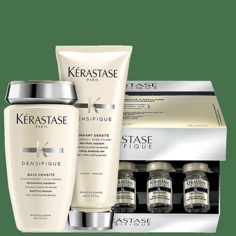 Kit Kérastase Densifique Densité Activateur (3 Produtos)