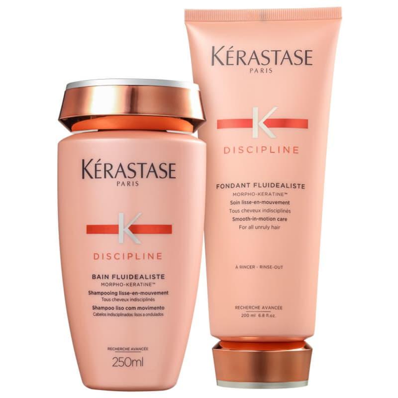 Kit Kérastase Discipline Duo (2 Produtos)
