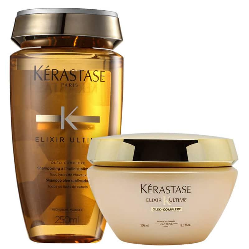Kit Kérastase Elixir Ultime (2 produtos)