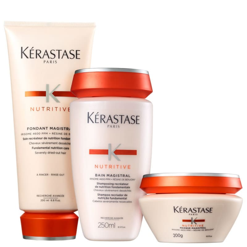Kit Kérastase Nutritive Magistral Completo (3 produtos)