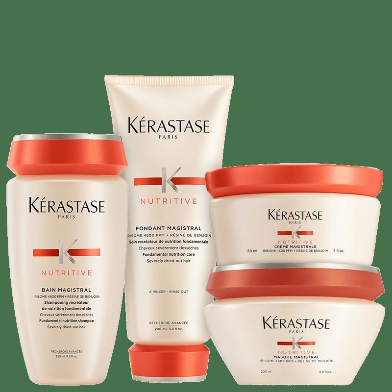 Kit Kérastase Nutritive Magistrale (4 produtos)