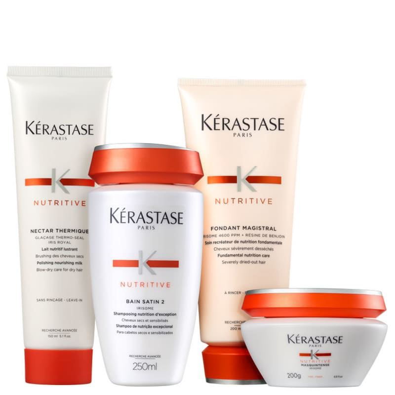 Kit Kérastase Nutritive Nectar (4 produtos)