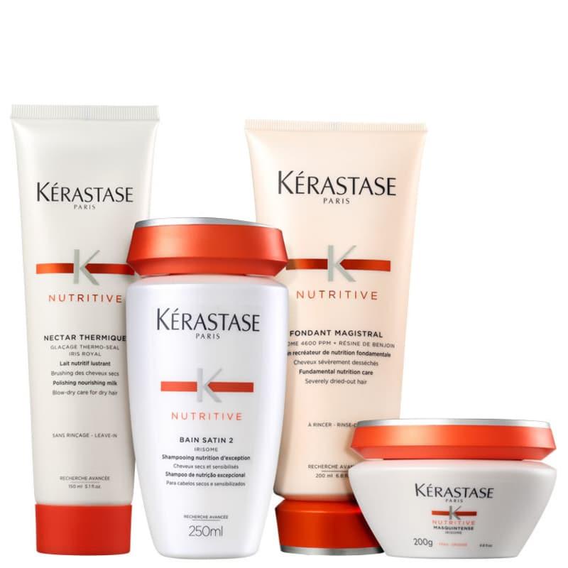 Kit Kérastase Nutritive Nectar Intense (4 produtos)