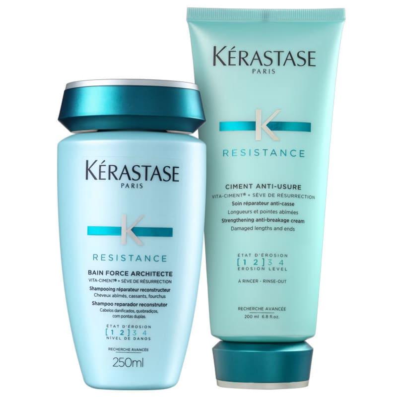 Kit Kérastase Résistance Force Duo (2 Produtos)