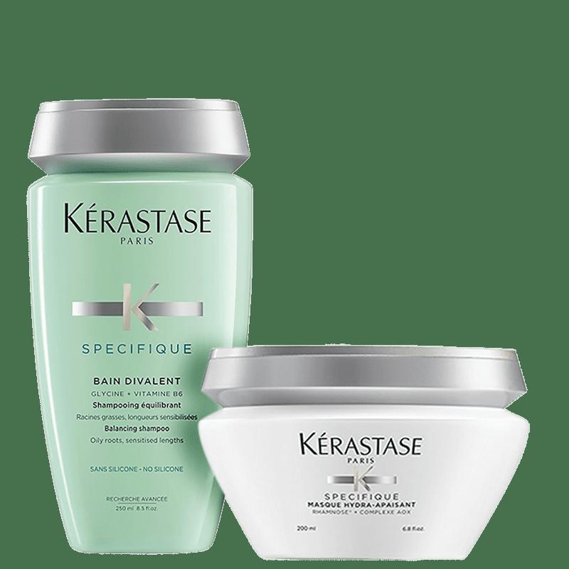 Kit Kérastase Spécifique Divalent Duo (2 Produtos)