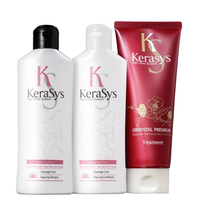Kit Kerasys Repairing Premium (3 Produtos)