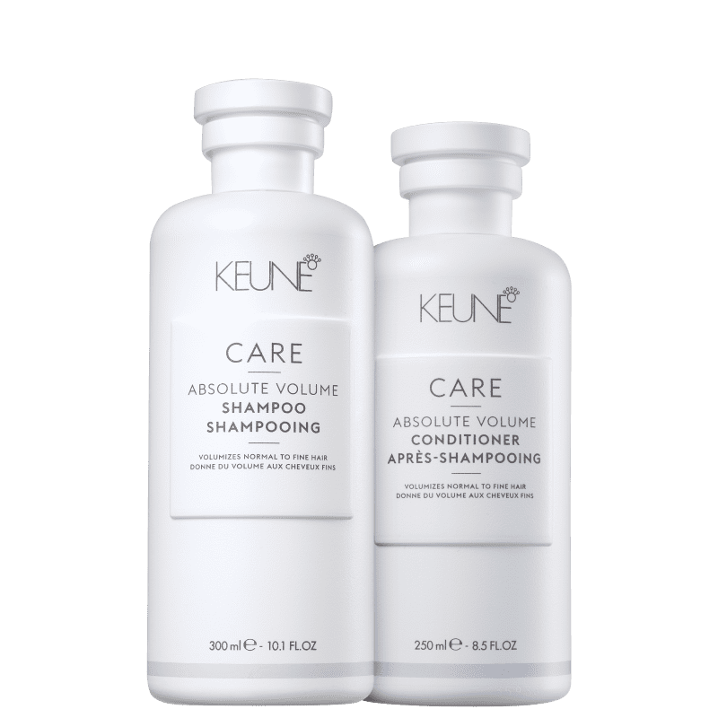 Kit Keune Care Absolute Volume (2 Produtos)