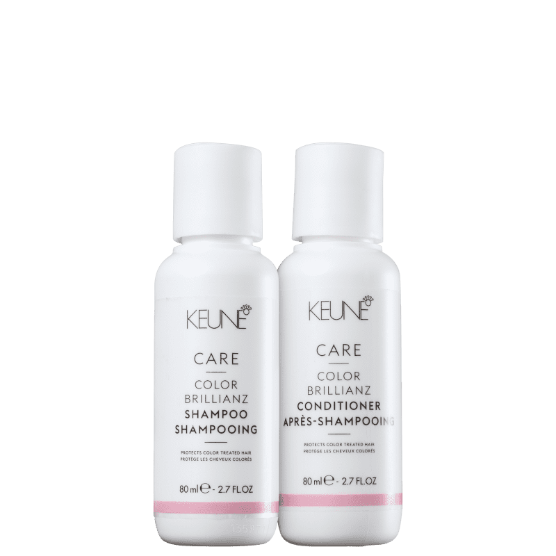 Kit Keune Color Brillianz Care Mini Duo (2 Produtos)
