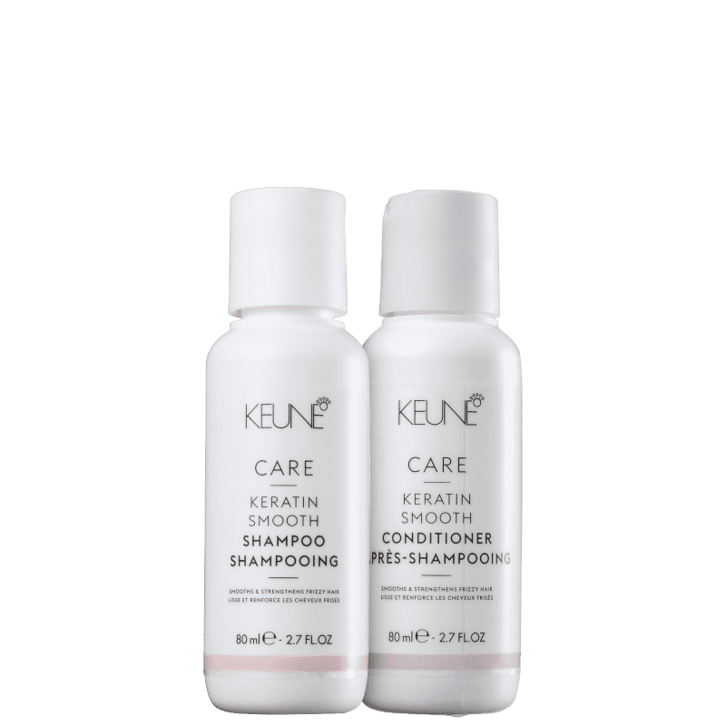 Kit Keune Care Keratin Smooth Mini Duo (2 Produtos)