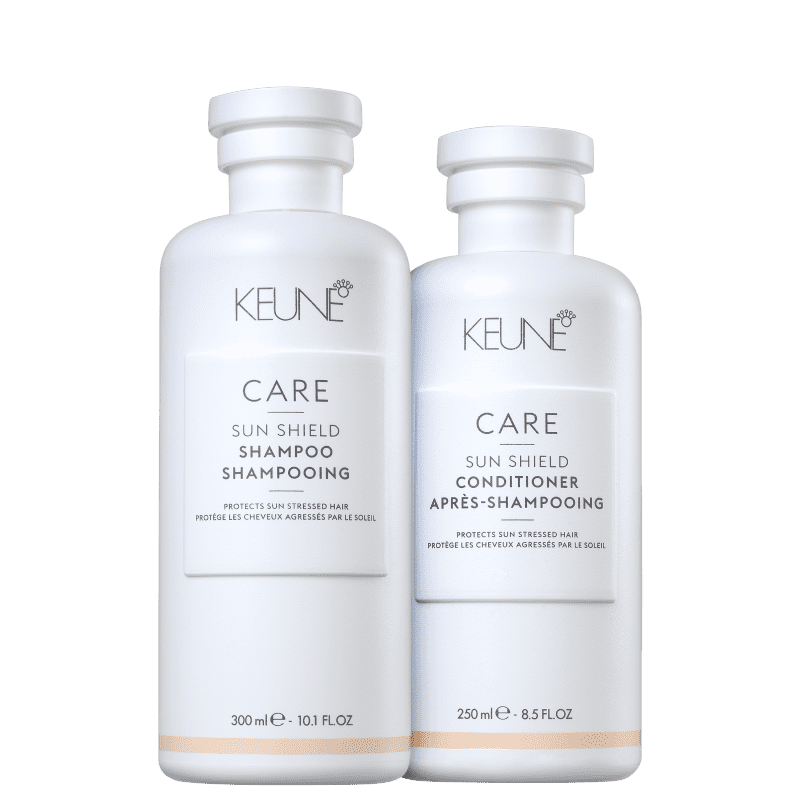 Kit Keune Care Sun Shield Duo (2 Produtos)