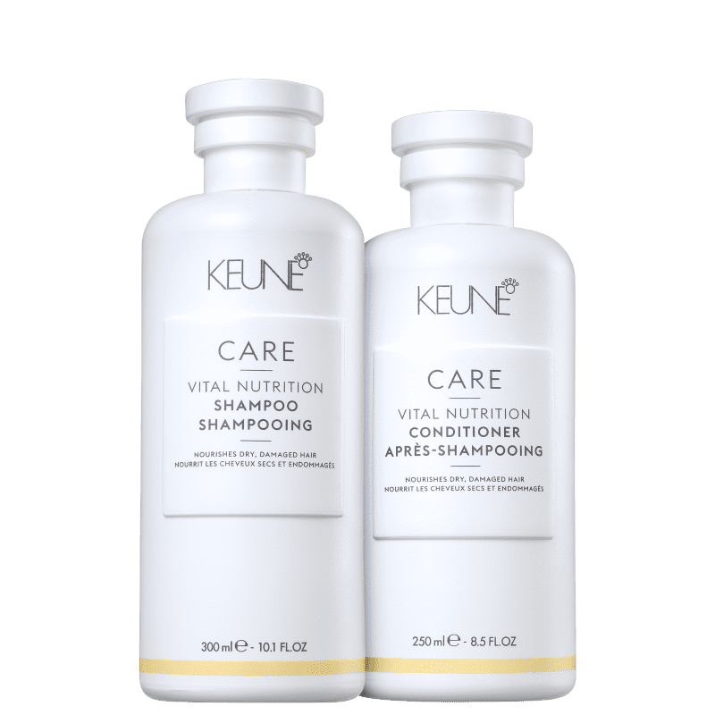 Kit Keune Care Vital Nutrition Duo (2 produtos)