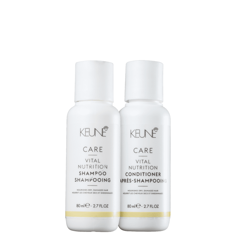 Kit Keune Care Vital Nutrition Mini (2 Produtos)