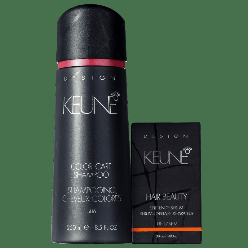 Kit Keune Color Beauty Care (2 Produtos)