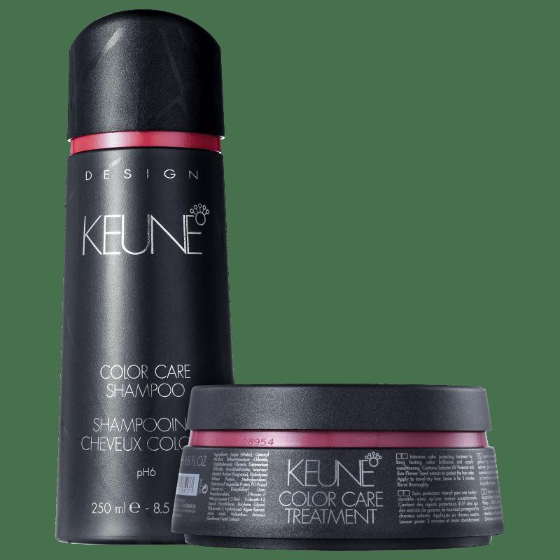 Kit Keune Color Care Máscara (2 Produtos)