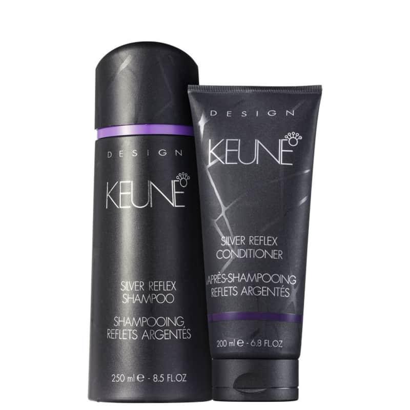 Kit Keune Silver Reflex Duo (2 Produtos)