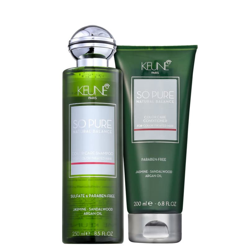Kit Keune So Pure Color Care Duo (2 Produtos)