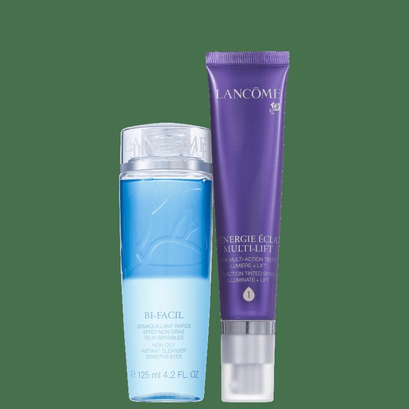 Kit Lancôme Rejuvenescimento Bi-Facil (2 produtos)