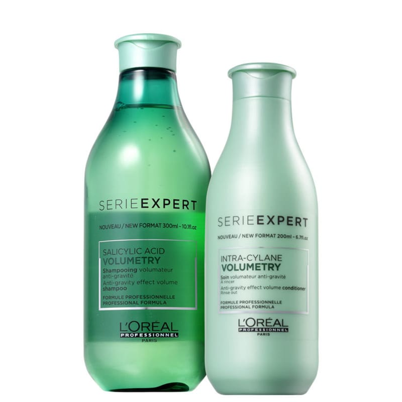 Kit L'Oréal Professionnel Serie Expert Volumetry Duo (2 Produtos)