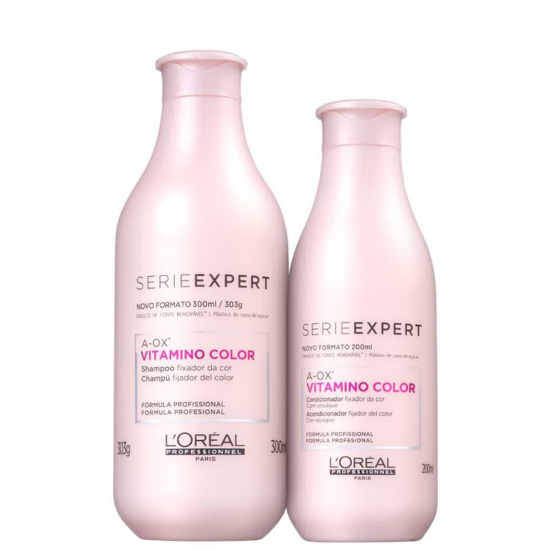 Kit L'Oréal Professionnel Vitamino Color A-OX Duo (2 Produtos)