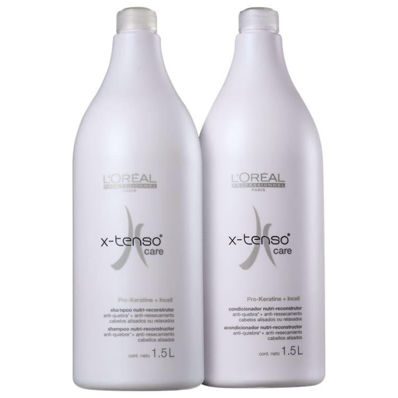 Kit L'Oréal Professionnel X-Tenso Care Duo Salon (2 Produtos)