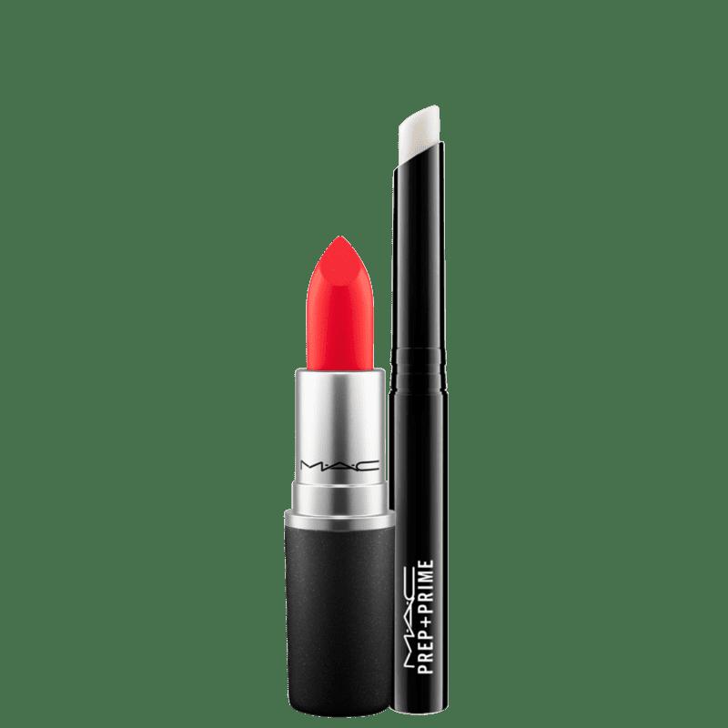 Kit M·A·C Lady Danger Lips (2 Produtos)