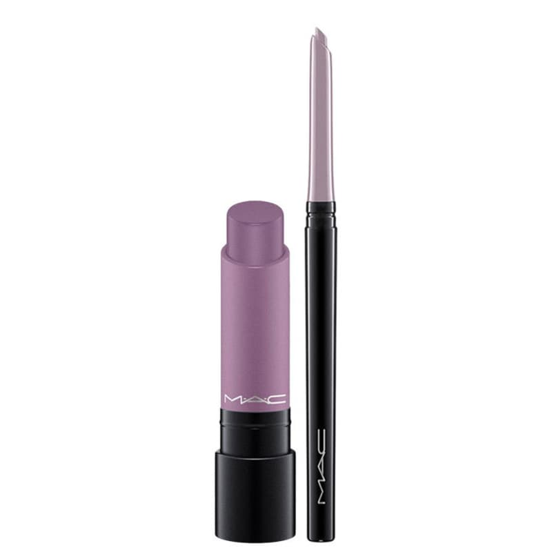 Kit M·A·C Liptensity Galaxy Grey (2 Produtos)