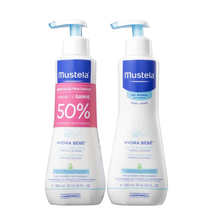 Kit Mustela Bébé Hidratação Prolongada (2 Produtos)