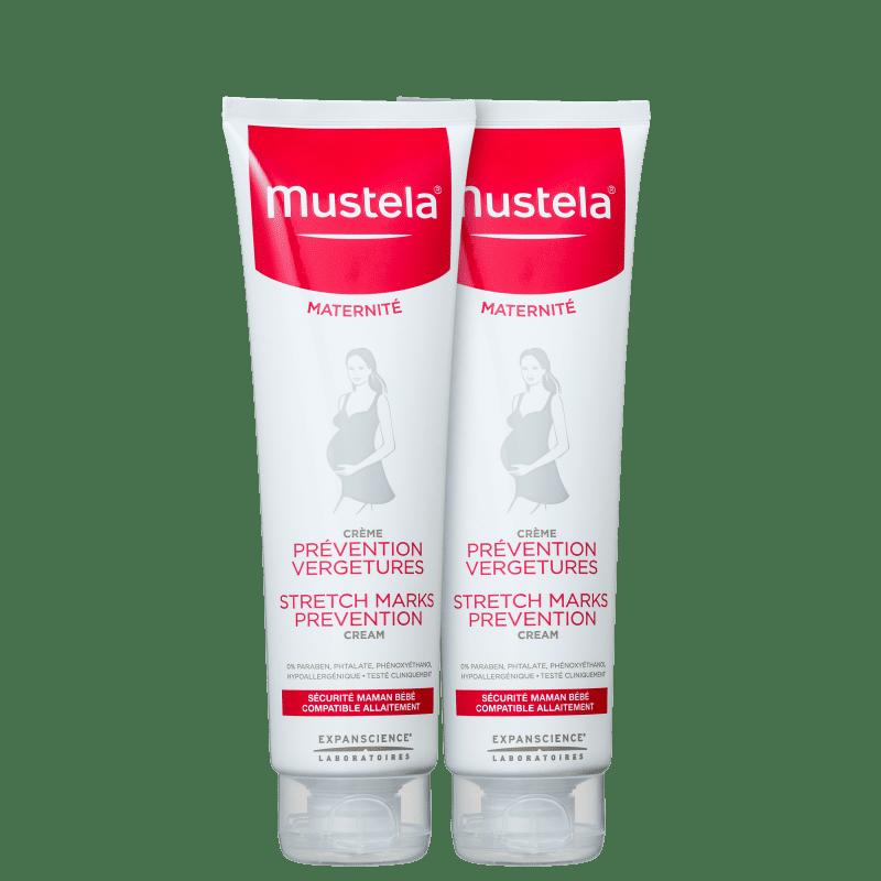 Kit Mustela Maternité Prevenção de Estrias (2 unidades)