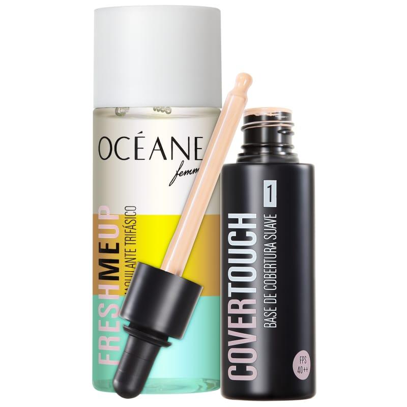 Kit Océane Cover Touch 1 Fresh Me Up (2 produtos)