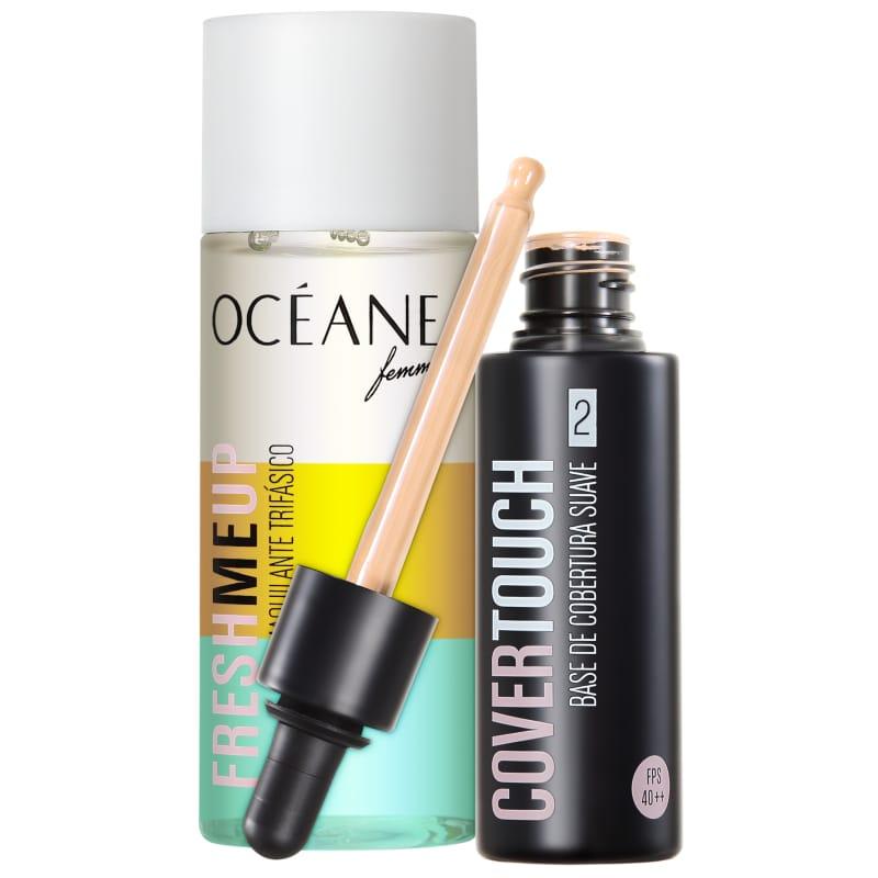 Kit Océane Cover Touch 2 Fresh Me Up (2 produtos)