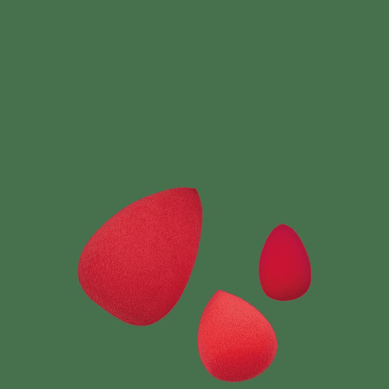 Kit Océane Drop Blend Sponge Trio (3 Produtos)