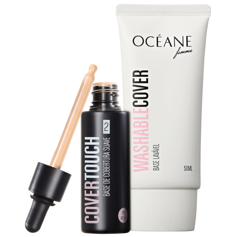 Kit Océane Perfect Cover 2 (2 produtos)