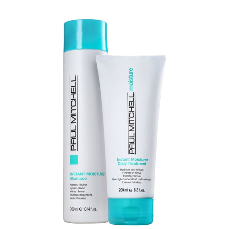Daily Duo: Kit Paul Mitchell Moisture Instant Daily Duo
