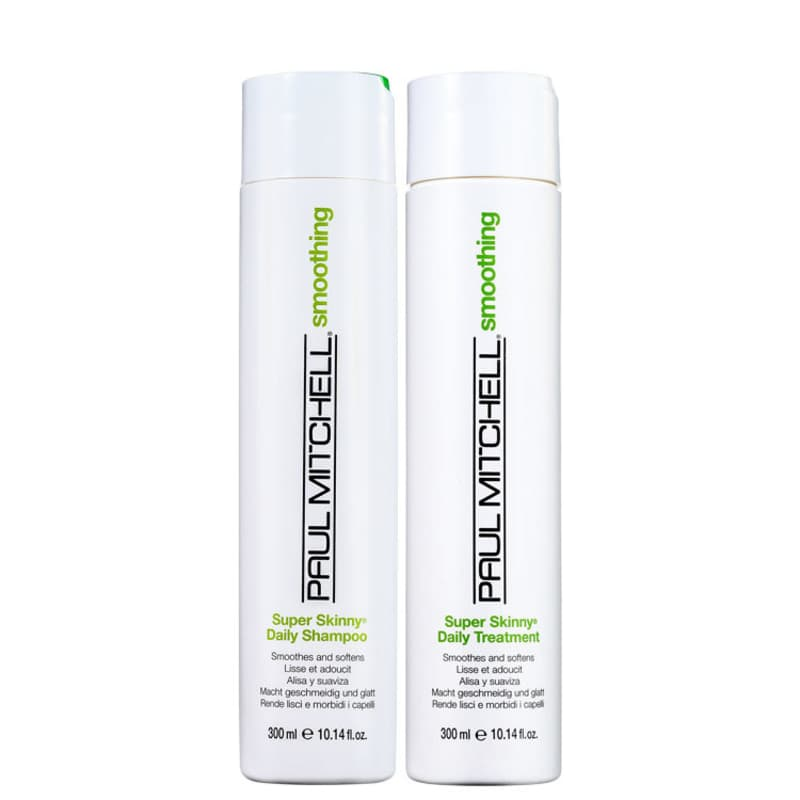 Kit Paul Mitchell Smoothing Super Skinny Daily Duo (2 Produtos)