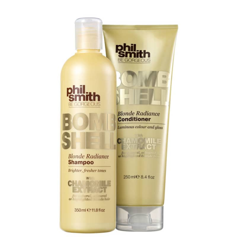 Kit Phil Smith Bombshell Blonde Radiance Duo (2 Produtos)