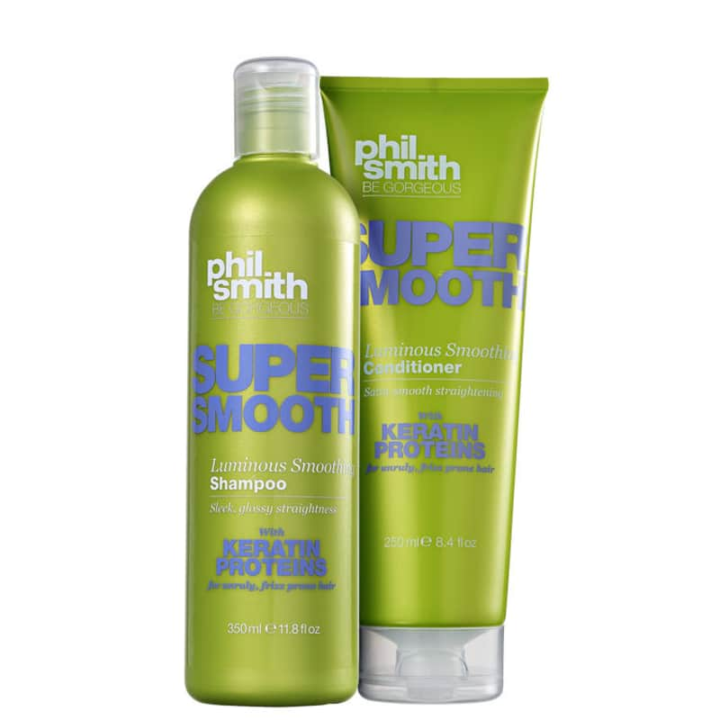 Kit Phil Smith Super Smooth Duo (2 Produtos)