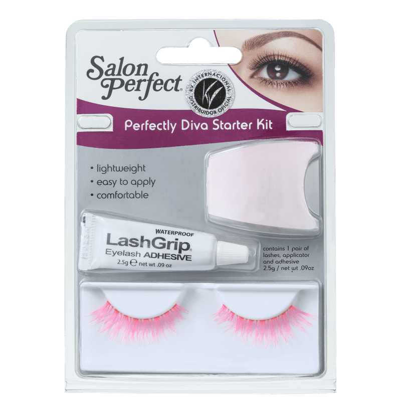 Kit Salon Perfect Perfectly Diva Starter 47667 (3 Produtos)