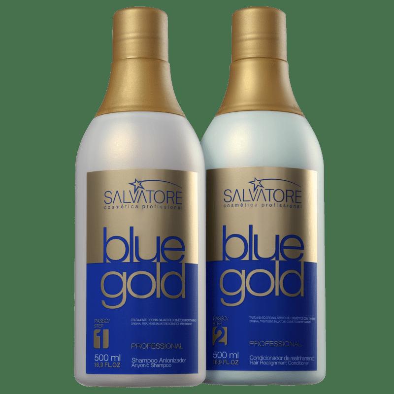 449d6d467 Kit Salvatore Blue Gold   Beleza na Web