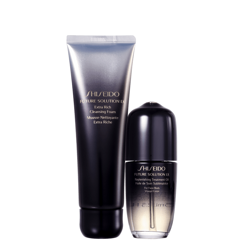 Kit Shiseido Future Solution LX Treatment (2 produtos)