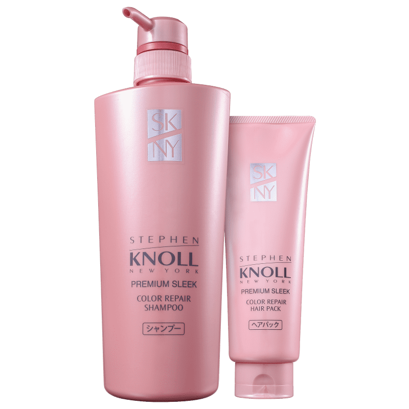 Kit Stephen Knoll Color Repair Intensivo (2 Produtos)