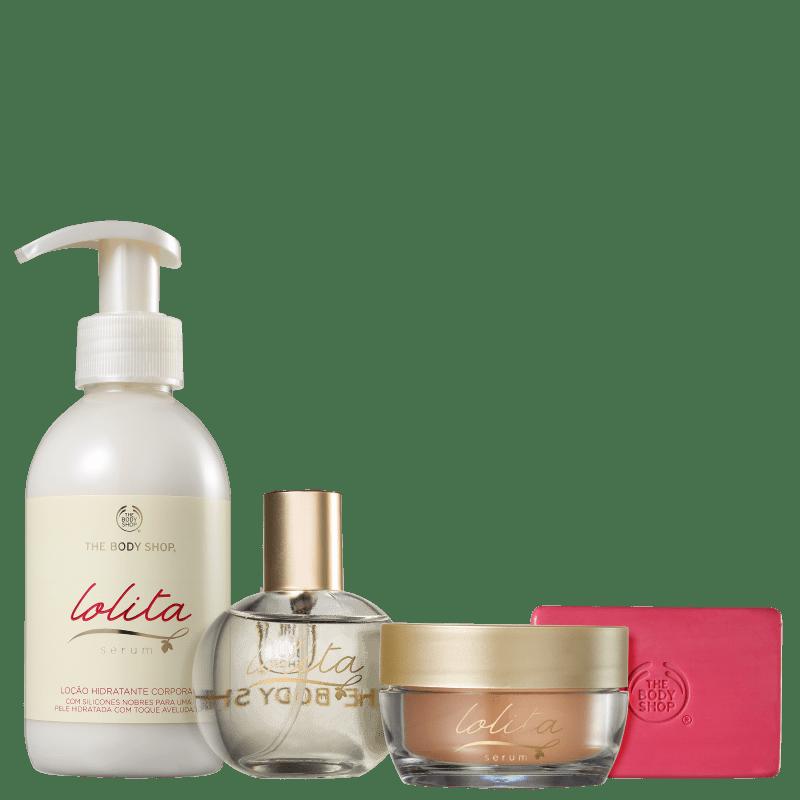 Kit The Body Shop Lolita (4 produtos)