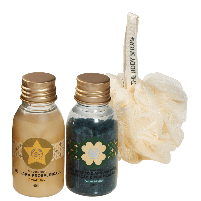 Kit The Body Shop Trio da Sorte (3 Produtos)