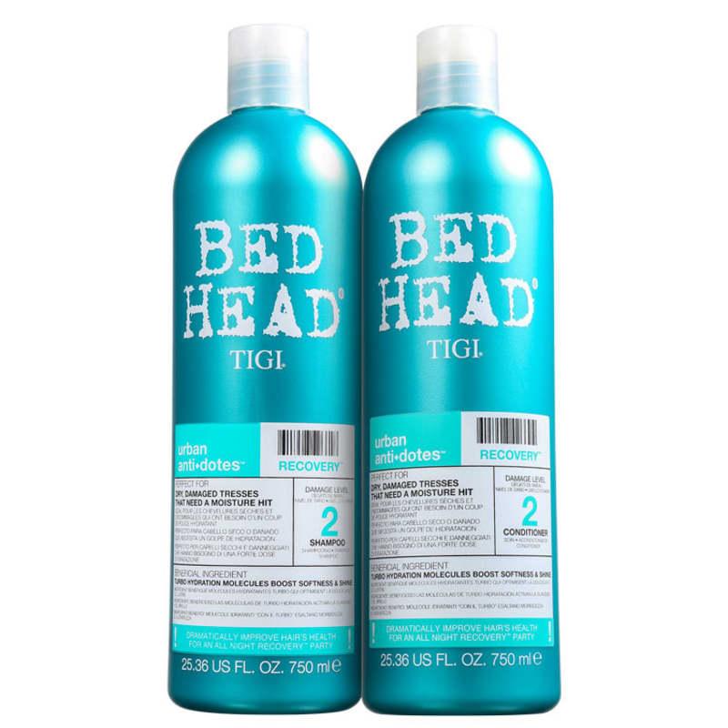 Kit Bed Head Recovery Urban Anti+Dotes 2 Duo Salão (2 Produtos)